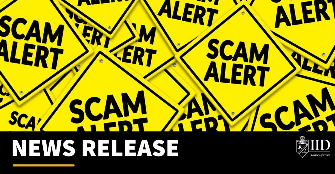 SCAM ALERT: Scam Callers Targeting Imperial Irrigation District Customers