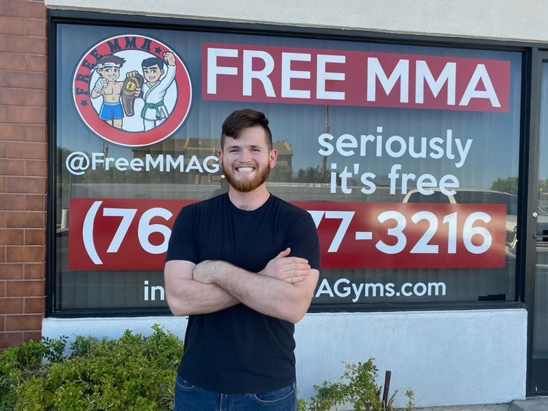 Cathedral City Free MMA Gym Offers Free Martial Arts Training