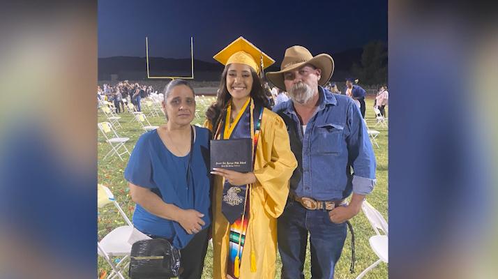 Local High School Student Awarded Carl's Jr. Founder's Scholarship