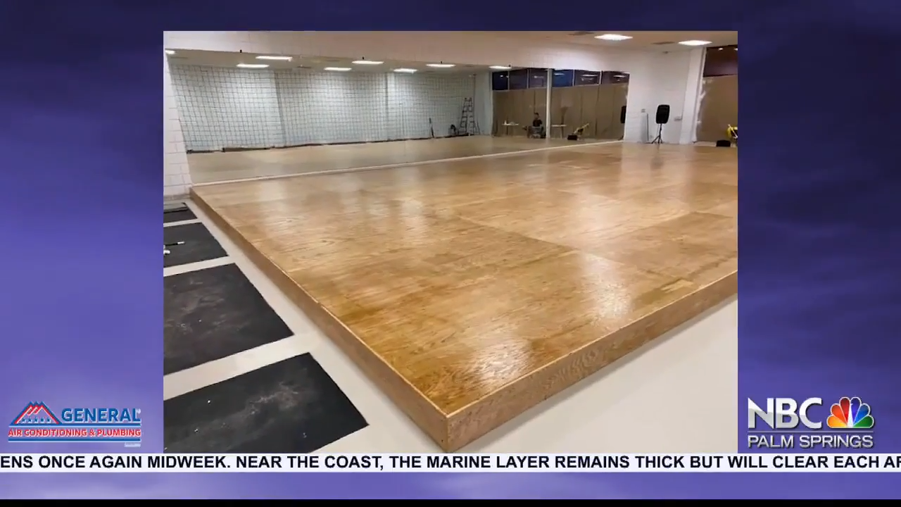 NBCares Silver Linings Nickerson-Rossi Dance Facility