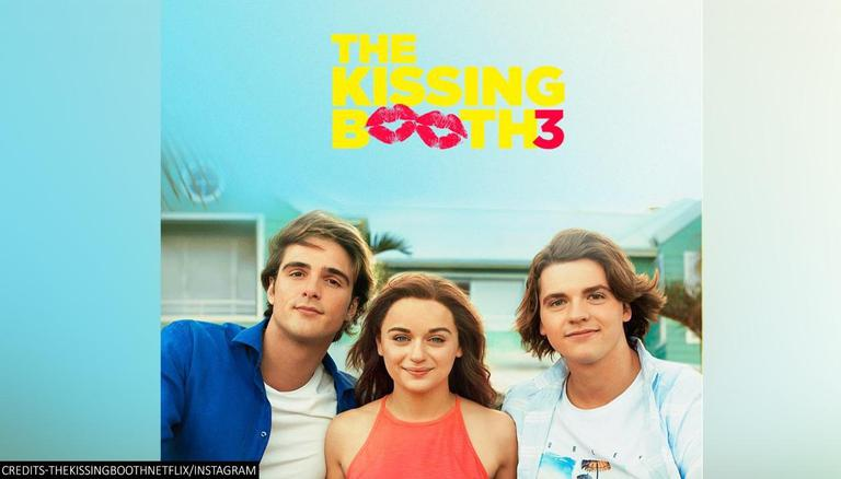 """Cast of """"The Kissing Booth 3"""" Says Goodbye to Fans"""