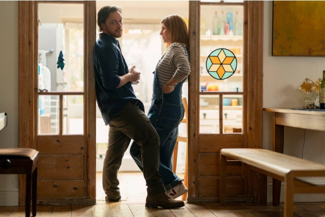 "James McAvoy and Sharon Horgan Talk About the Devastatingly Hopeful ""Together"""