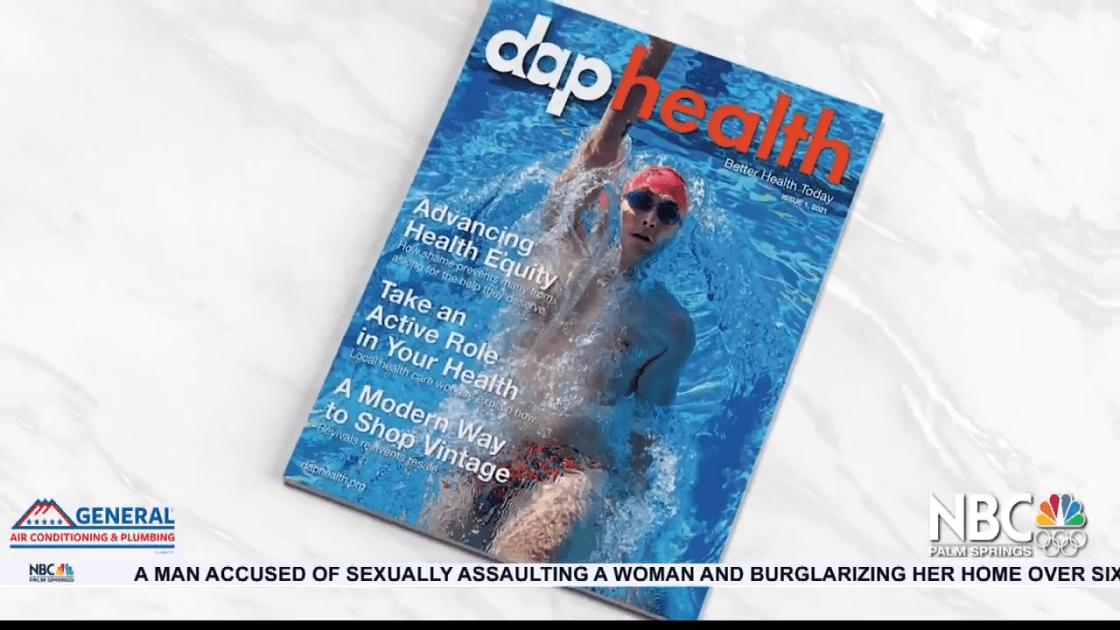NBCares Silver Linings DAP Health Magazine