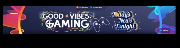 NBCares Silver Linings Good Vibes Gaming