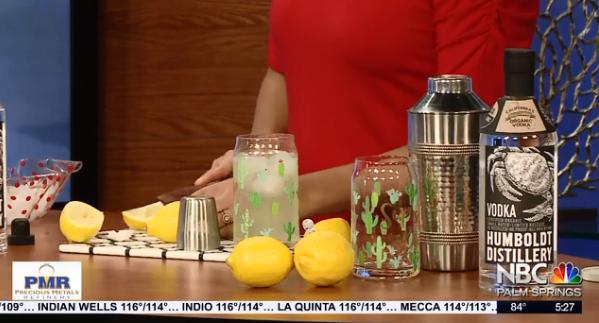 WATCH: Celebrate Lemon Juice Day with Humboldt Distillery