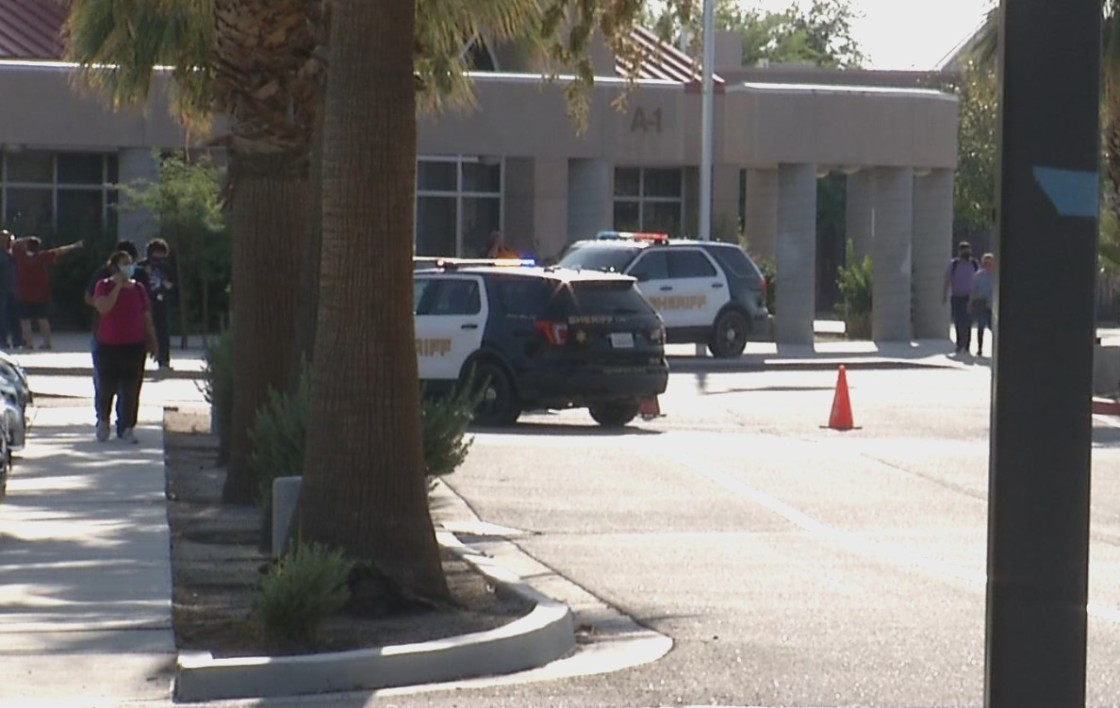 Update: Desert Mirage High School Lockdown Lifted