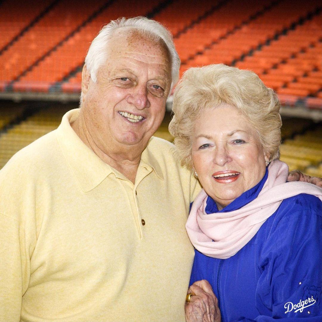 Jo Lasorda, Widow of Former Dodgers Manager Tommy Lasorda, Dies at 91