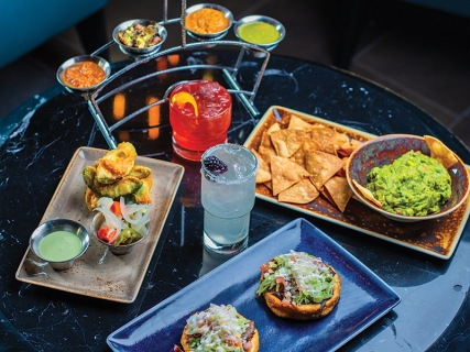 Desert Living Now: Agua Caliente Casino Cathedral – Agave Tequila Bar