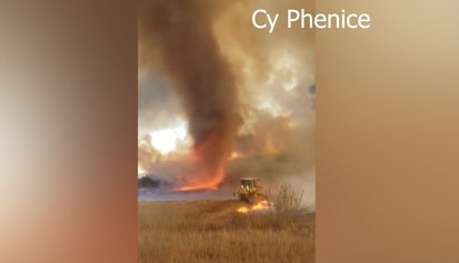 Evacuation Orders Lifted for Chaparral Fire, Which is 50% Contained