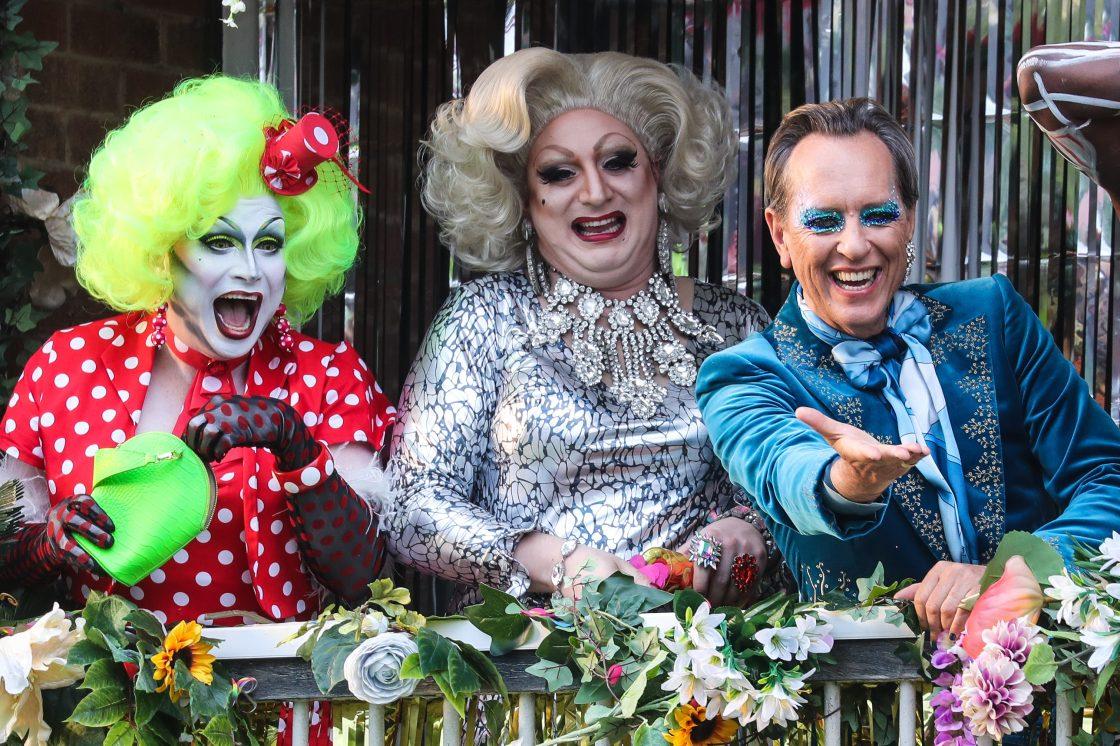 "Richard E. Grant, Sharon Horgan on LGBTQ+ Musical ""Everybody's Talking About Jamie"""