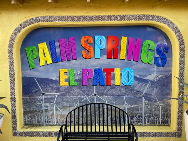 El Patio in Palm Springs finds the key to bringing in more customers