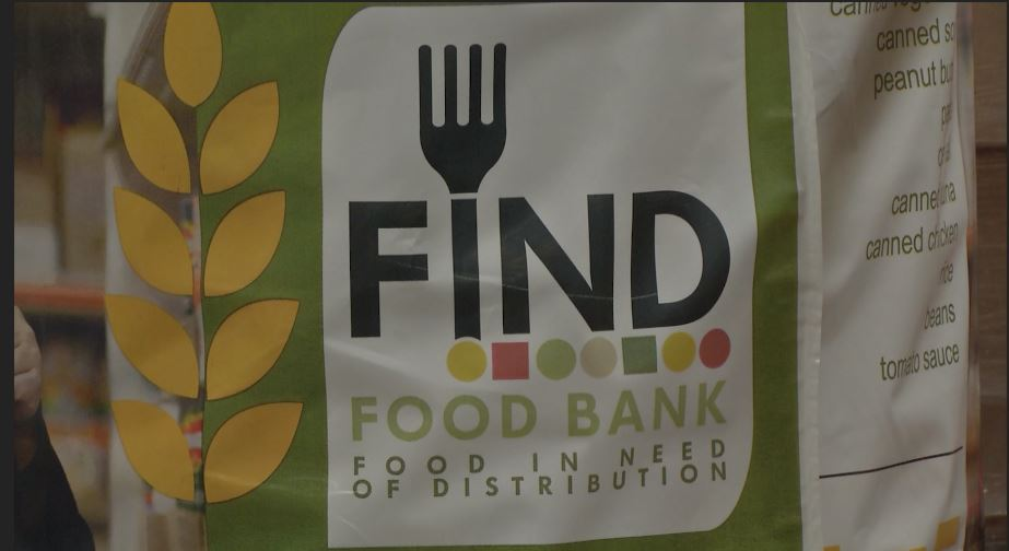 Find Food Bank wraps up Hunger Action Month