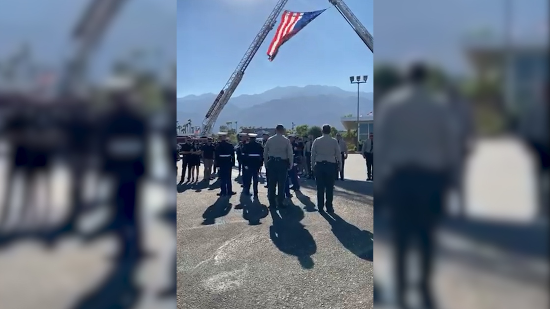 Indio Marine Killed in Kabul Bombing to be Honored by Hometown