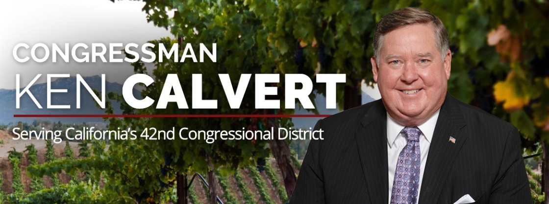 Riverside County Congressman Joins Others in Criticizing Border `Disaster'