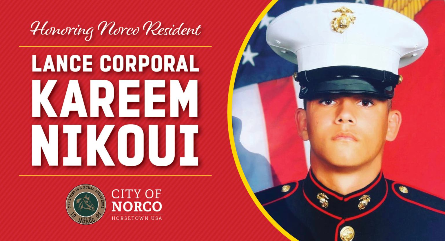 Remains of Marine Killed in Kabul Bombing to be Returned Home Friday