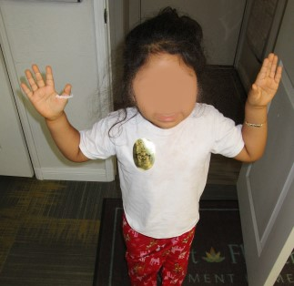 Update: PSPD identify young girl found wandering the streets