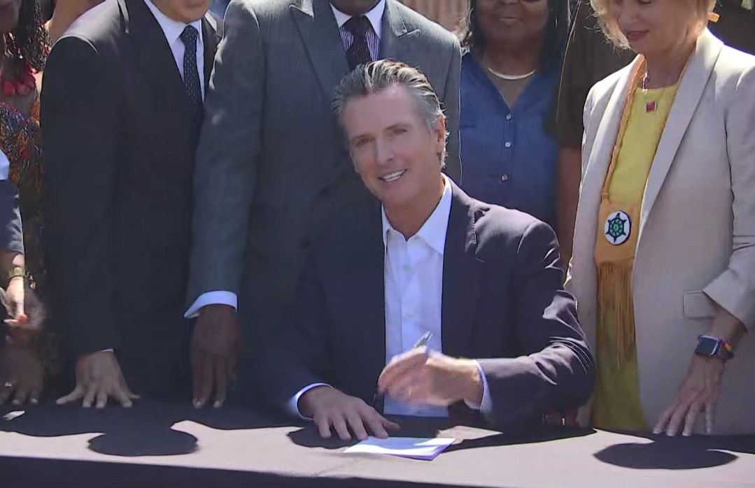 Newsom to Sign Bill Advancing L.A. County's Return of Bruce's Beach