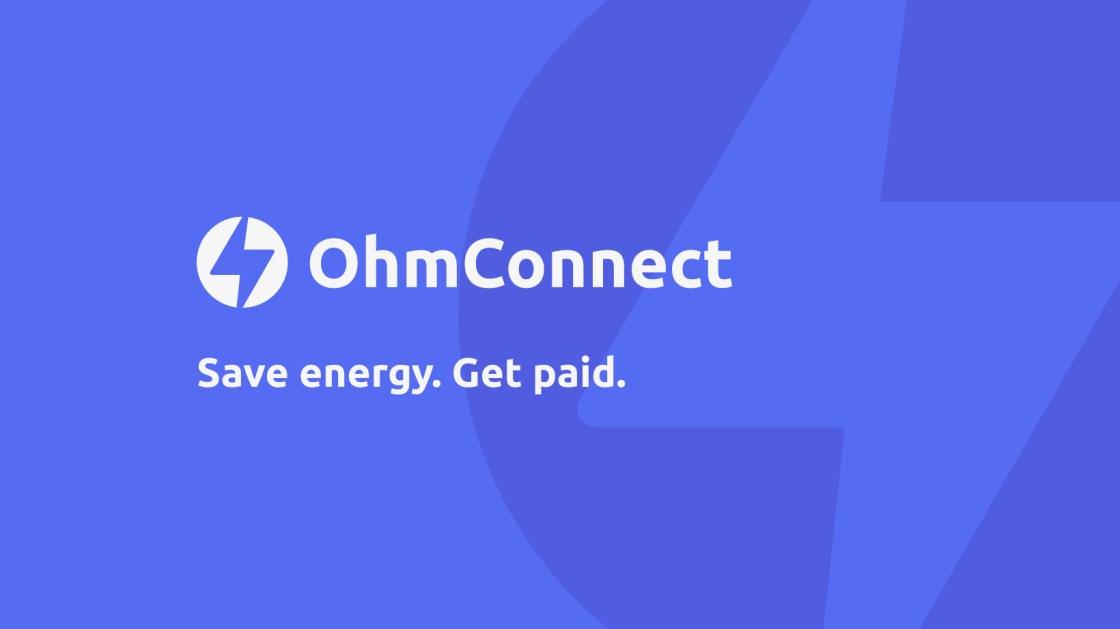 Desert Living Now: OhmConnect