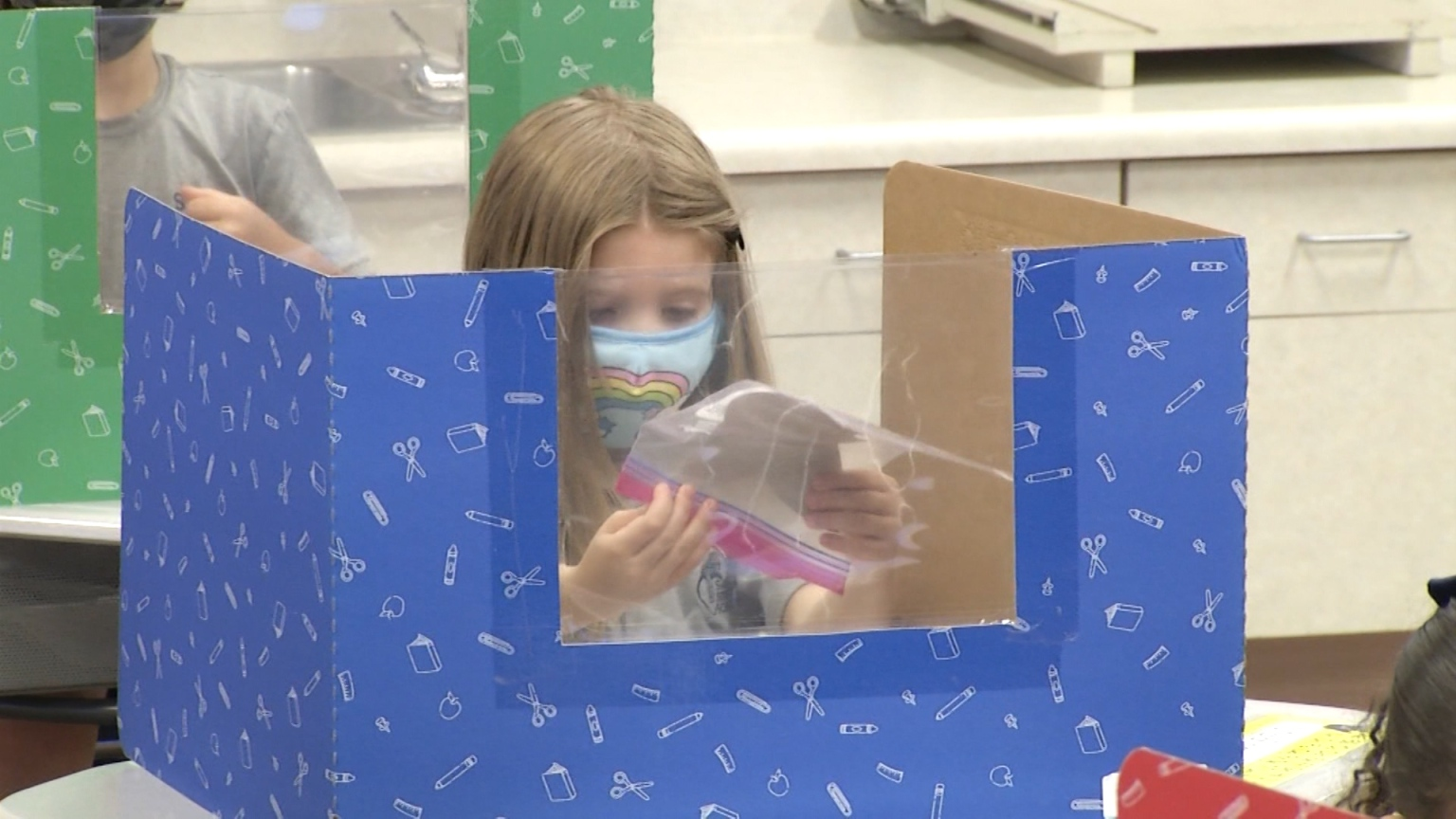 Private Schools & Masking; Parents Concerned Over Possible Outbreak