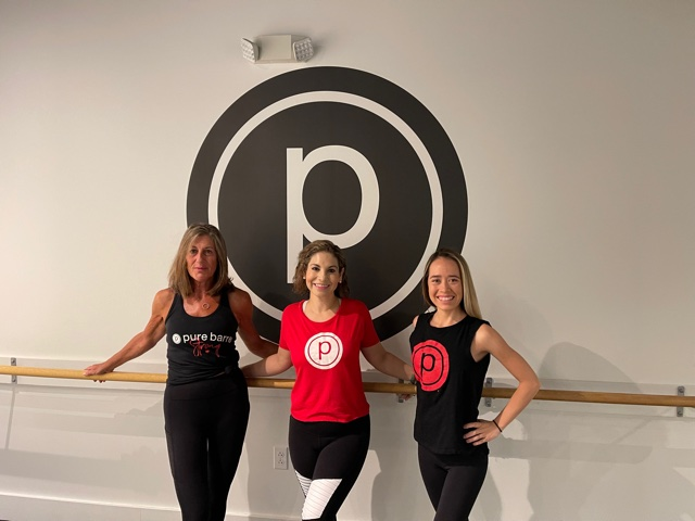 Palm Desert's Pure Barre challenges the muscles with a full body workout