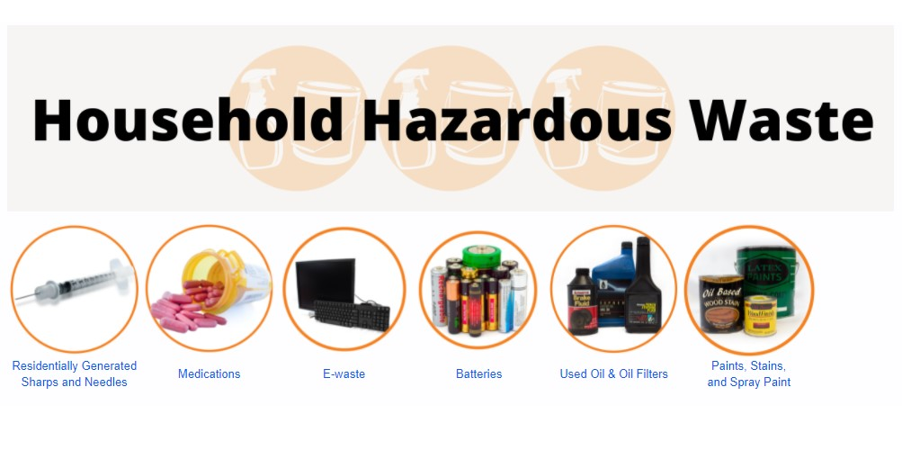 Free Hazardous Waste Drop-Off Set For Saturday in Coachella