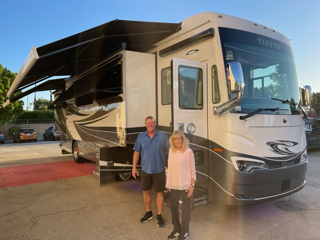 Affordable RV's and the lifestyle of the rich and famous in them