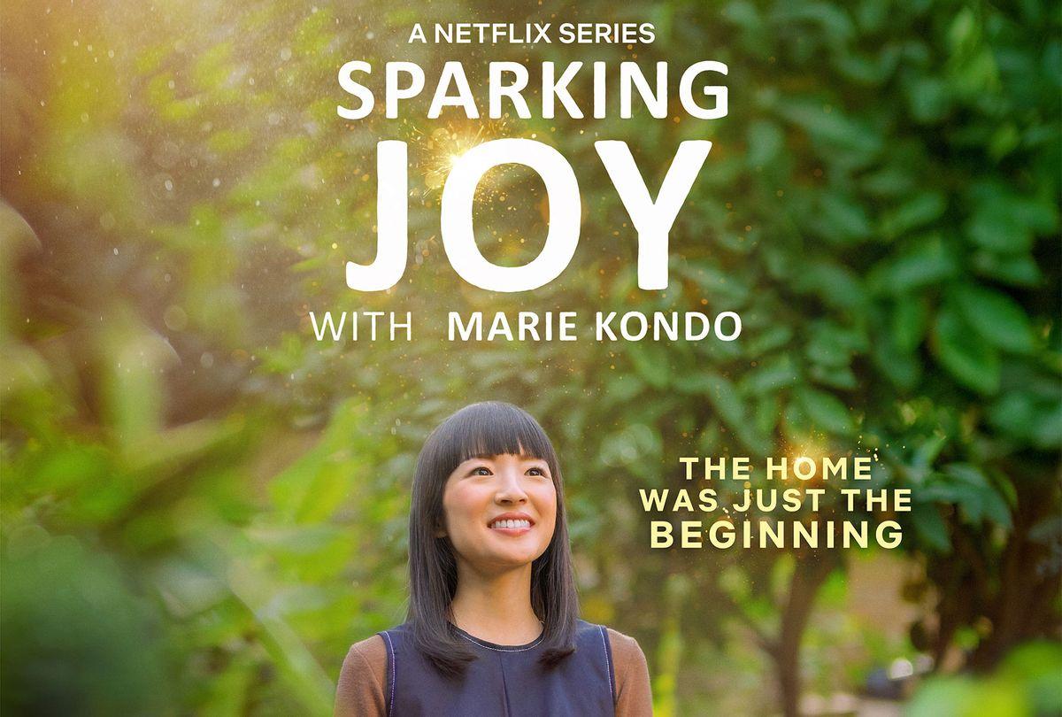 "Marie Kondo Talks to Manny the Movie Guy About New Netflix Series ""Sparking Joy"""