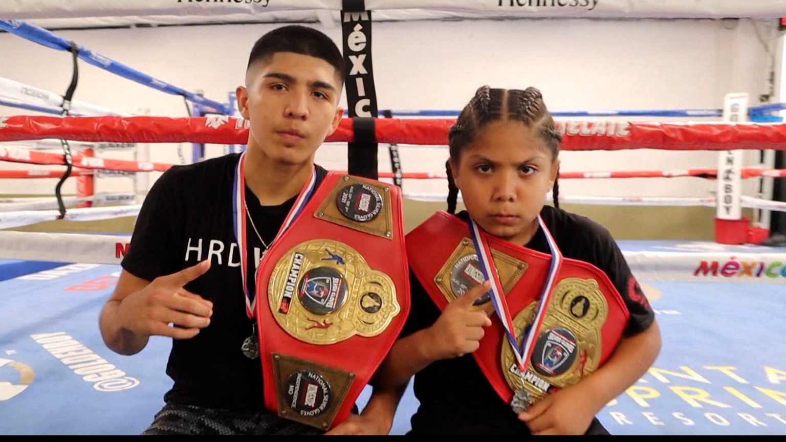 Two Coachella Brothers Crowned National Boxing Champions