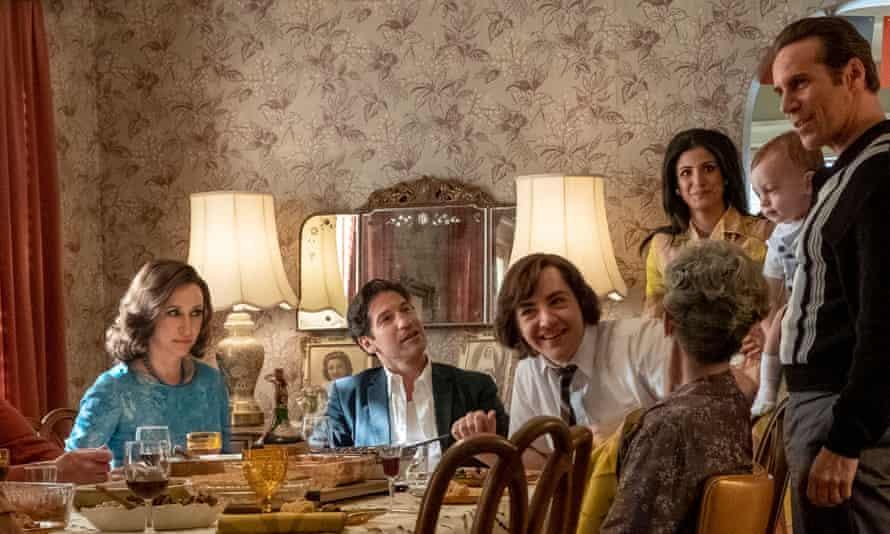 "A Family of Sopranos:  Michael Gandolfini, Vera Farmiga, Jon Bernthal Talk About ""The Many Saints of Newark"""