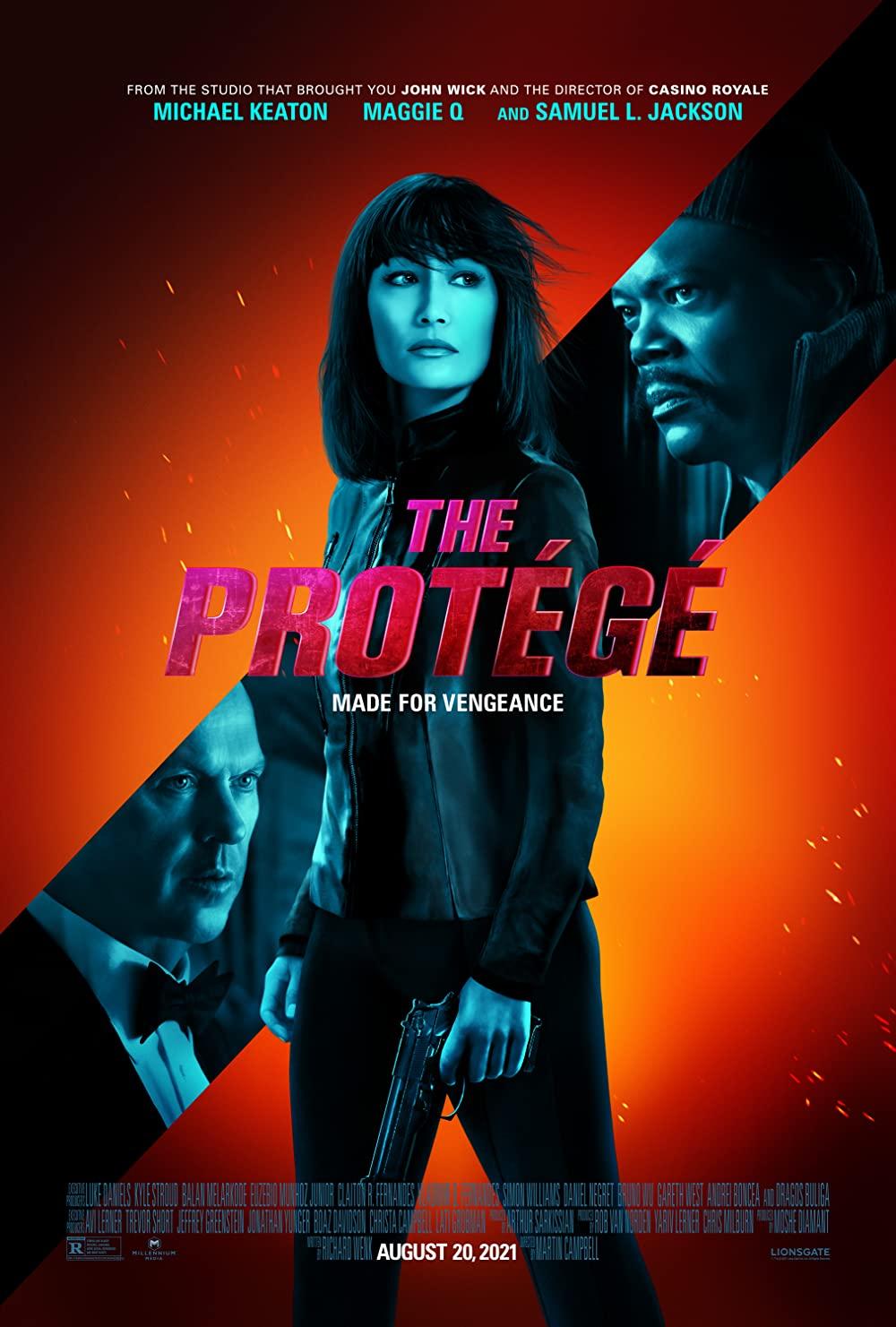 """""""The Protégé"""""""