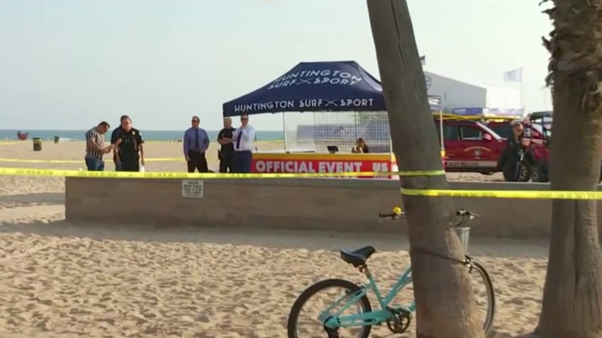 HB Police Shoot and Kill Man Near Pier During U.S. Open of Surfing