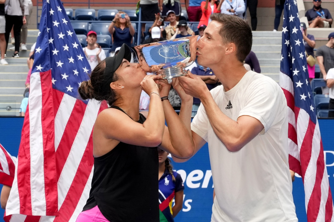 Valley Resident Desirae Krawczyk Makes History After Winning her Third Grand Slam of the Year
