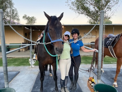 Willowbrook Riding Club prepares to leap into their show season