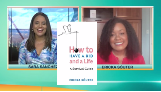 Suffering from 'Mommy Burnout?' Take the Test with Author Ericka Sóuter to Find Out!