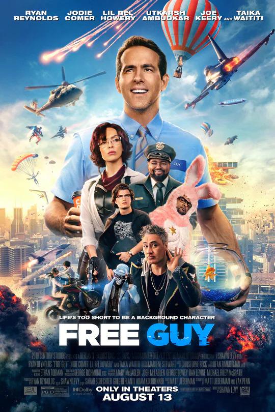 """""""Free Guy"""""""