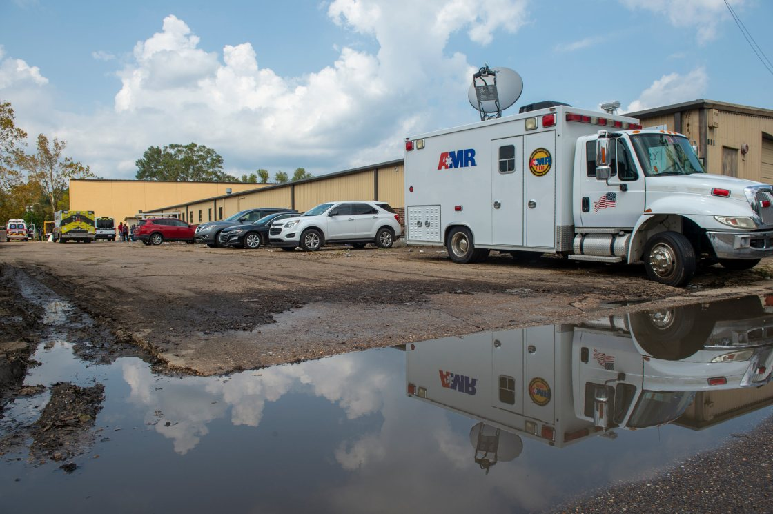 Louisiana AG opens investigation into deaths of 4 nursing home residents at temporary hurricane shelter