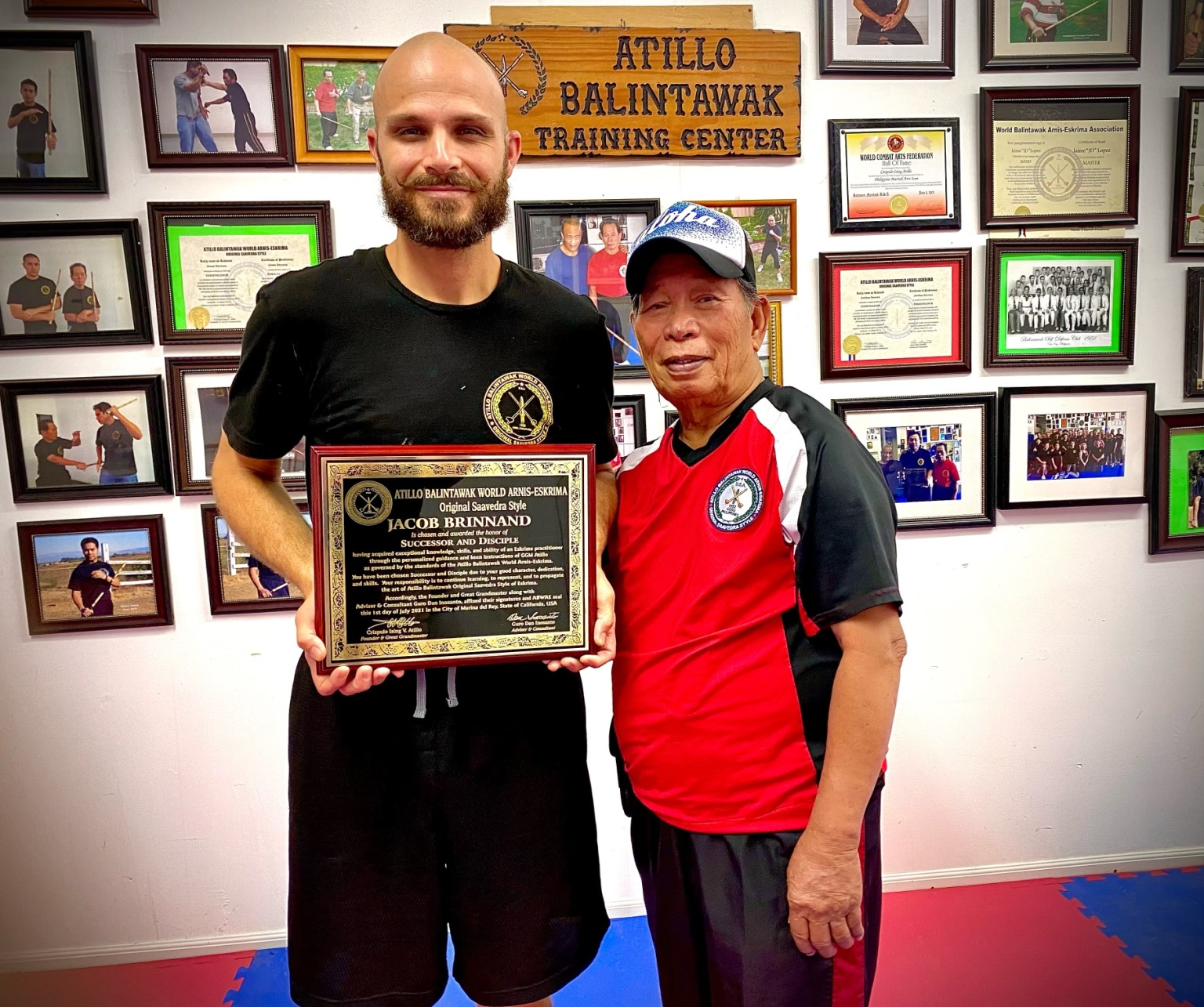 83-year-old Martial Arts Grand Master Is Not Letting His Age Limit Him