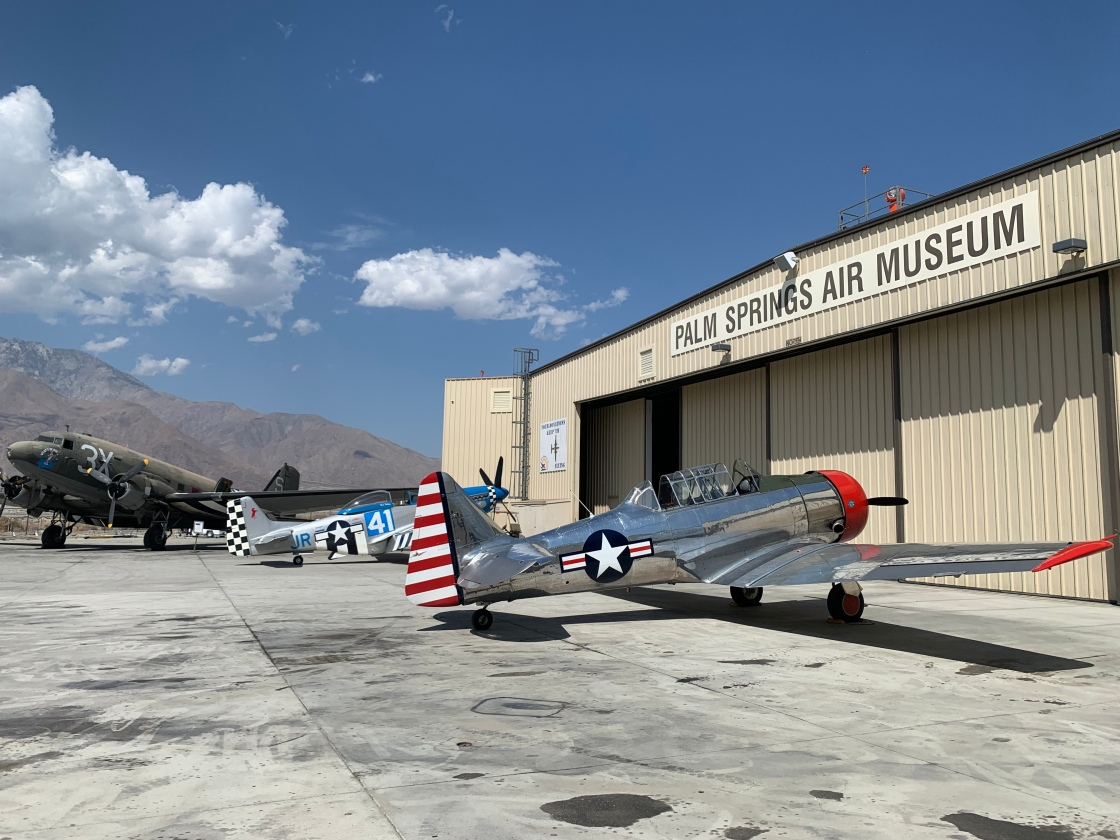 Palm Springs Air Museum to honor 9/11 victims, Cpl. Hunter Lopez