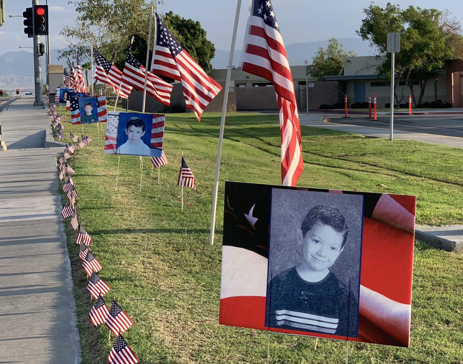 Three-Day Remembrance to Indio Marine Killed in Kabul Bombing Begins