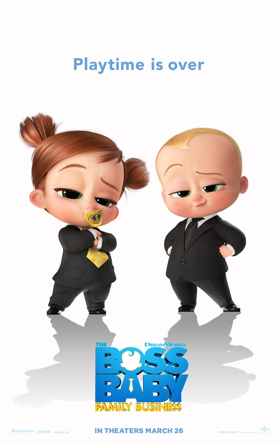 """""""The Boss Baby: Family Business"""""""