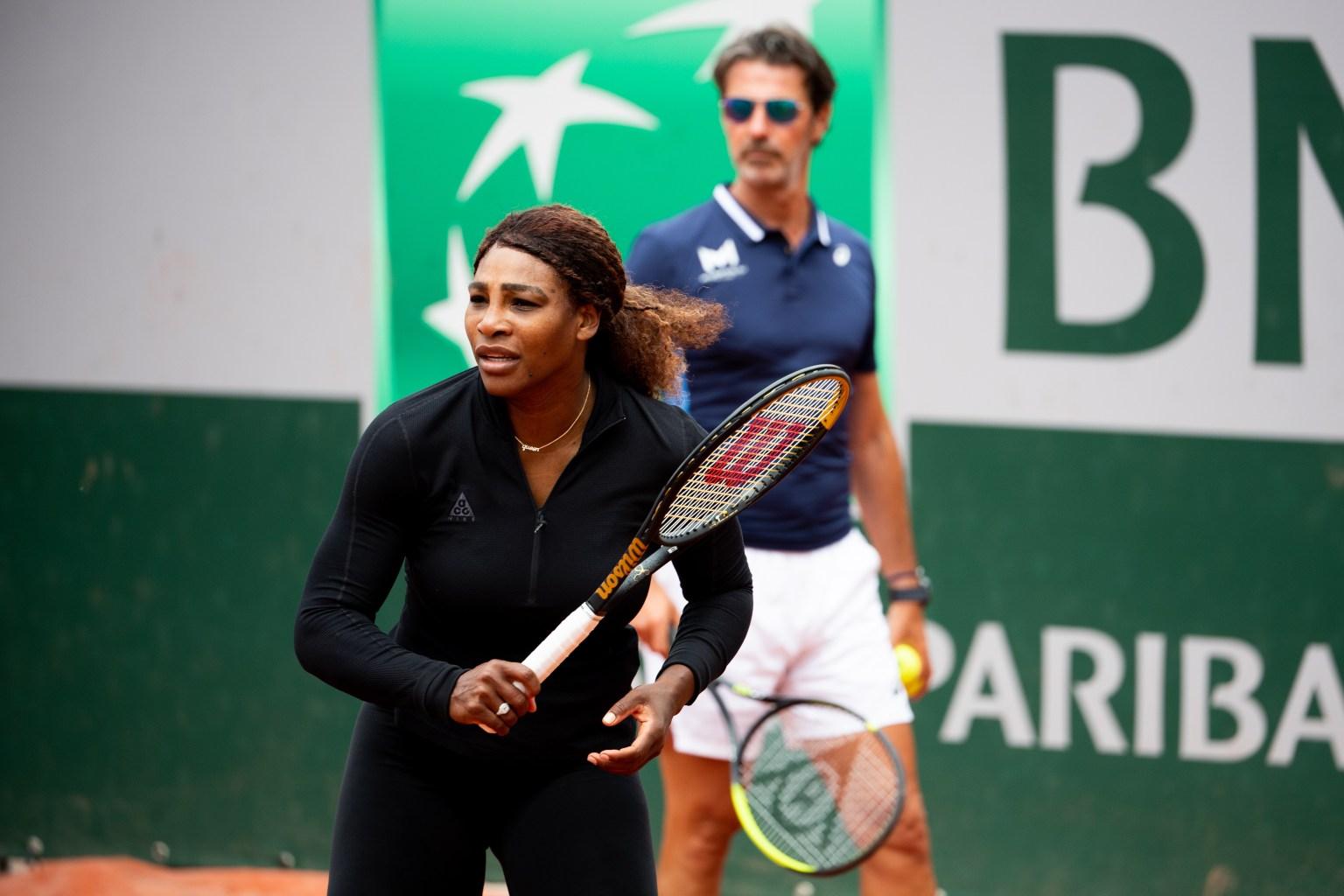 Patrick Mouratoglou on Dominant New Tennis Talent & Coaching Serena Williams