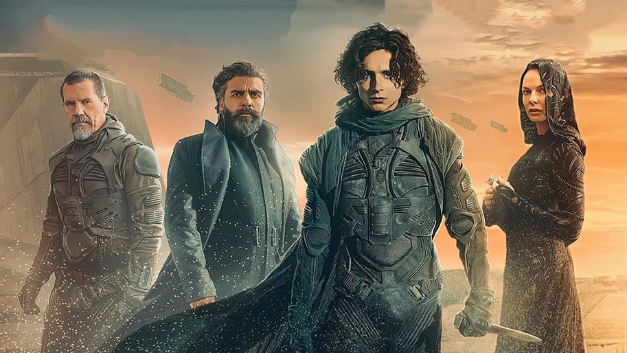"""Manny The Movie Guy Reviews """"Dune"""""""