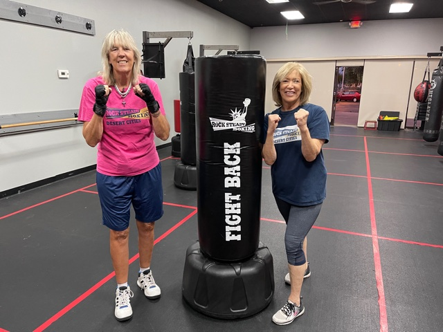 Local boxing gym hopes to knock out Parkinson's Disease through fitness