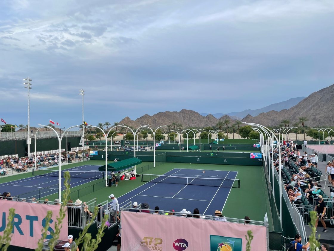 Andrew Krasny Breaks Down Which Players to Watch at the BNP Paribas Open This Fall