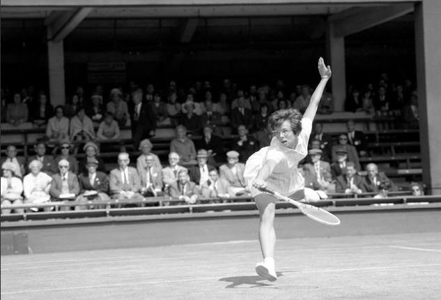 EXCLUSIVE Interview with Billie Jean King, Tennis Legend & Women's Sports Advocate