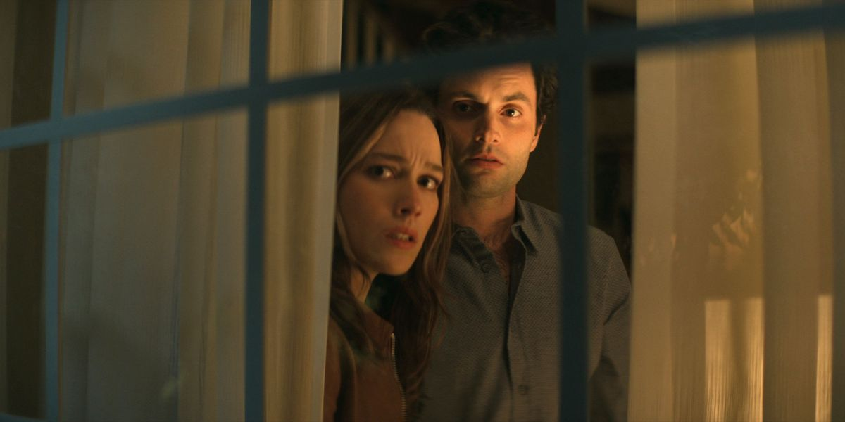 """Penn Badgley and Victoria Pedretti Talk to Manny the Movie Guy About """"You"""" Season 3"""