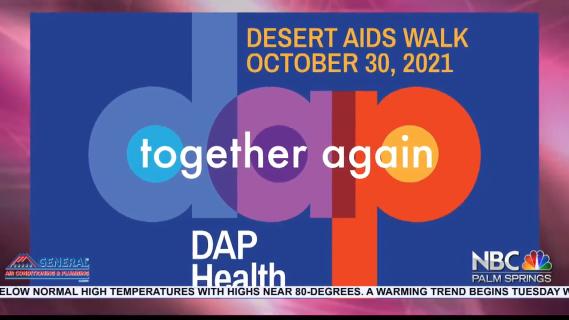 NBCares Silver Linings DAP Health AIDs Walk 2021