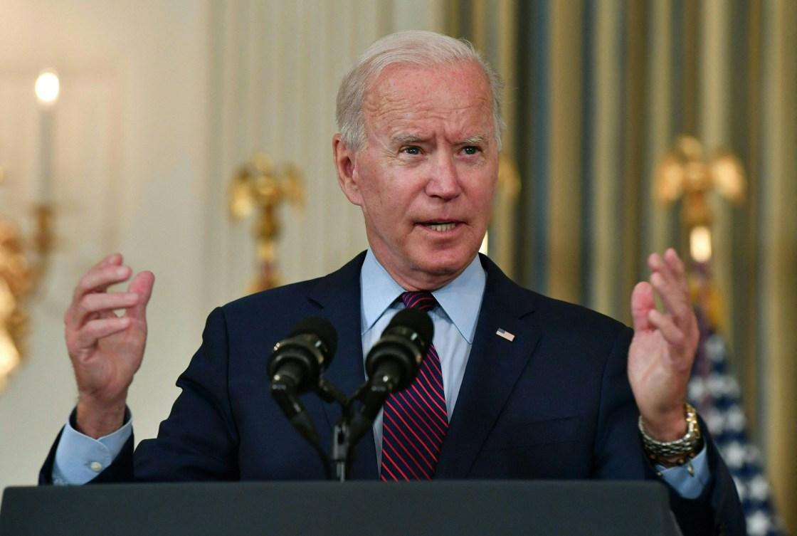 Biden Pushes for COVID-19 Vaccine in Chicago Speech