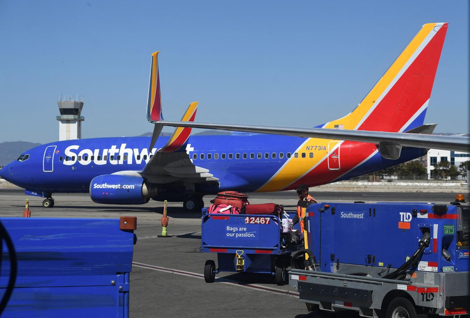 Southwest Airlines Leaving Customers Unhappy With Cancellations