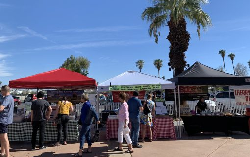 Certified Farmers' Market Looking To Fill Paid, Volunteer Positions